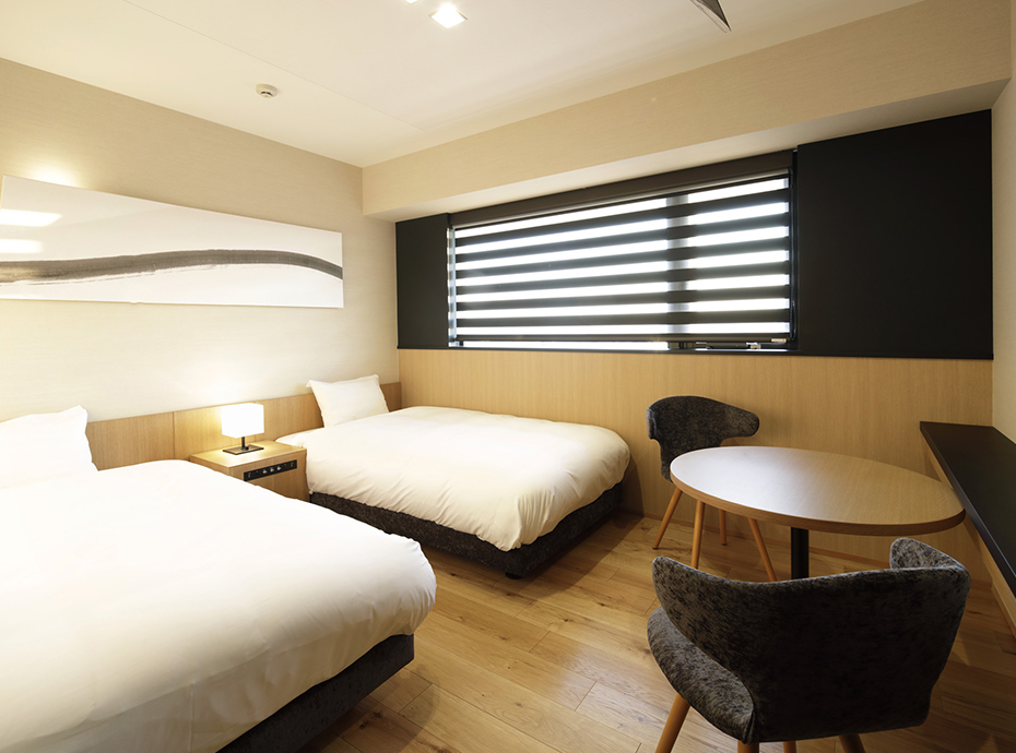 types of guest rooms